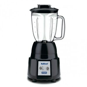 Waring commercial blender ebay waring bb180 34 hp commercial blender 44 oz container 1 year warranty sciox Images