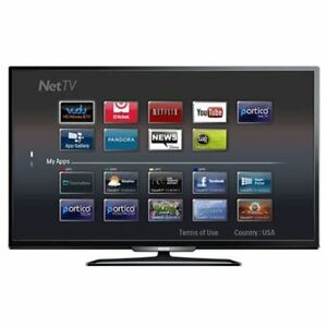 "TODAY SALE 40"" 1080p LED Smart TV Philips 40PFL4909"