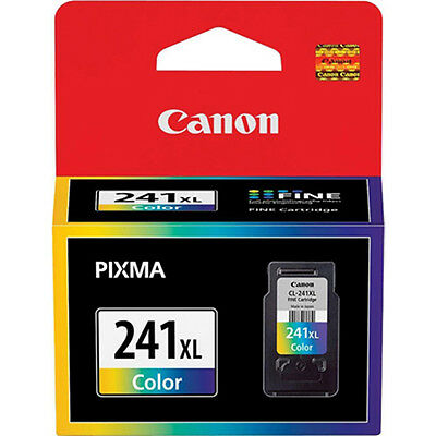 Canon Cl-241xl Color Ink Cartridge For Mx512, Mx432, Mx37...