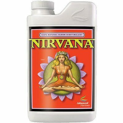 Advanced Nutrients Nirvana - organic bloom boost ...
