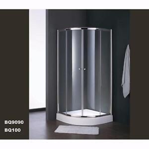 Panneaux douche ronds 36po x 36po
