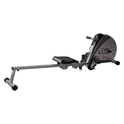 Sunny Health & Fitness SF-RW5606 Elastic Cord Rowing Machine NEW