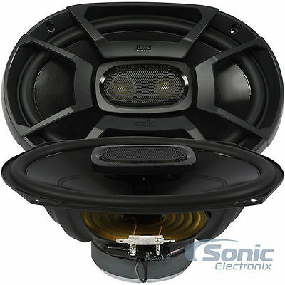 Polk Db692 150W Rms 6  X 9  Marine Certified 2 Way Coaxial Car Stereo Speakers
