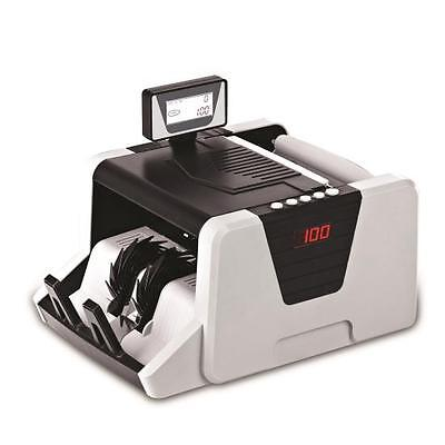 Pyle Prmc550 Money Counter - Bill Counting Machine With Counterfeit Detection