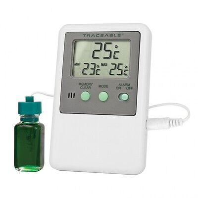Traceable 4127 Refrigeratorfreezer Thermometer. 58 To 158f And 50 To 70c