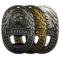 The Original Beer Ranger Badge Hand Tools