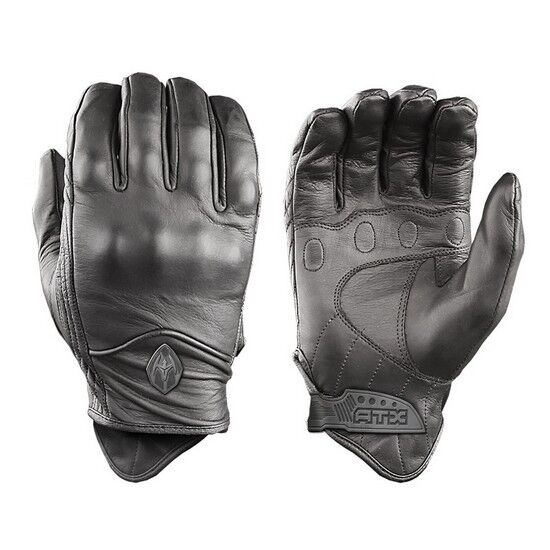 Damascus ATX95 Series Ergonomic All-Leather Gloves w/ Knuckle Armor Size S-2XL