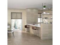 Decor Slot Optima Brown natural stone patterned tiles (20cm x 50cm)