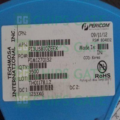 9PCS NEW PI3USB10ZEEX PERIC0M 1339+ TDFN12, usado comprar usado  Enviando para Brazil
