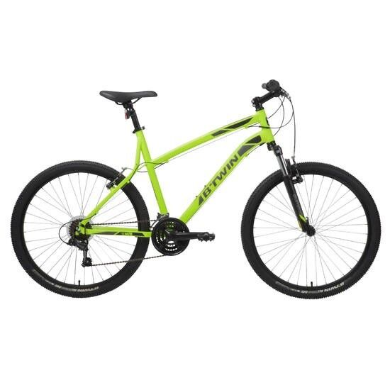 26inch ROCKRIDER 340 MOUNTAIN BIKE + Helmet +