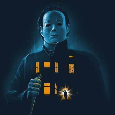 Alan Howarth Halloween 4: The Return of Michael Myers MONDO Vinyl Sealed - Alan Halloween