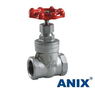 3 Inch Gate Valve Female Threaded Npt 200 Wog Stainless Steel 316