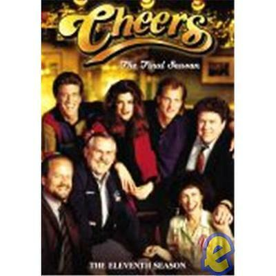 Cheers   Complete 11Th Eleventh Final Season 11 Eleven   Brand New 4 Dic Dvd