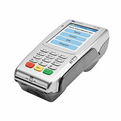Verifone Vx680 Wireless Credit Card Terminal - Free - No Contracts - Low Rates