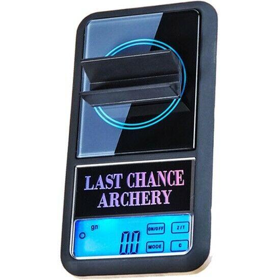 Last Chance Archery PGS1001 Digital Touchscreen Pro Grain Arrow/Bolt Scale