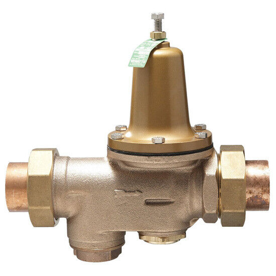 Watts LF25AUB-Z3 3/4-inch Lead Free Water Pressure Reducing Valve