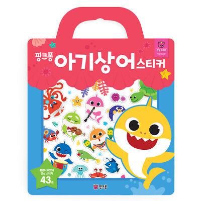 Pinkfong Baby Shark Balloon Pressing Sound Spielen Spielzeug Baby Kids