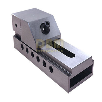 2 Toolmaker Screwless Vise Grinding Ground Steel Precision Milling Bench Vice
