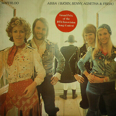 Abba - Waterloo VINYL LP POLS252