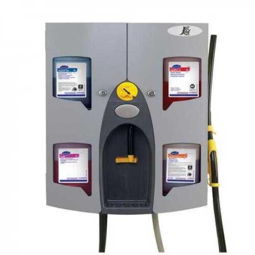 Diversey J-Fill Quattro Select Air Gap Dispensing System Model 3764735