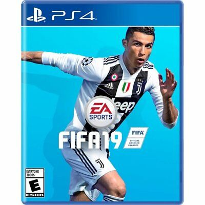 FIFA 19 (Sony PlayStation 4,PS4, 2018) BRAND NEW FACTORY SEALED FAST SHIPPING!!!