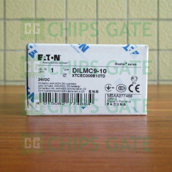 1PCS NEW Eaton Moeller DILMC9-10 Contactor Fast Ship