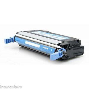 HP-Q6461A-Color-LaserJet-CM4730-CM4730f-CM4730fm-fsk-Toner-CYAN
