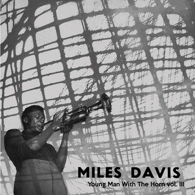 Miles Davis - Young Man With The Horn Vol. 3 - LP 140g, audiophile clear vinyl