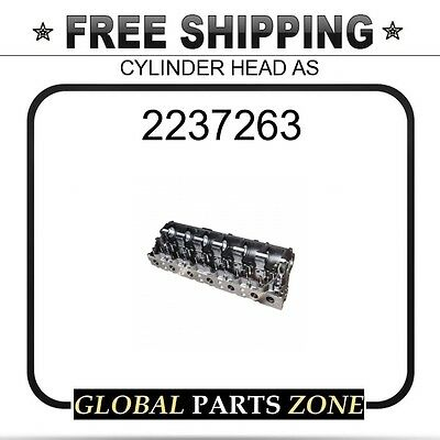 2237263 - CYLINDER HEAD AS 222-1982 2436741 2239250 20R2648 fits Caterpillar (CA
