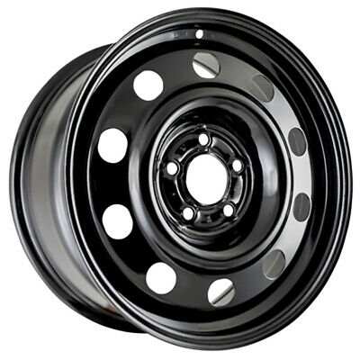"""New Replacement 17"""" Black Steel Wheel Rim for 2006-2011 Ford Crown Victoria"""