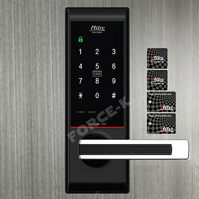 Milre keyless Lock MI-5200S Digital Doorlock Electronic Security Entry RFID 2Way