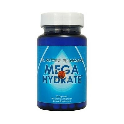 Dr. Patrick Flanagans MegaHydrate Microhydrin aids Dehydration & Arthritis pain ()