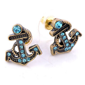 24 Style New Fashion Woman's Hot Cute Sweet Lovely Earrings Ear Studs Stud GIFT