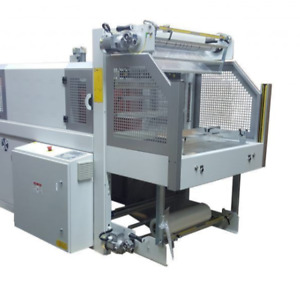 Beer Can Wrapper, Sleeve, shrink wrapper Impak 800 Shrink.