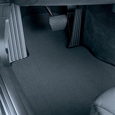 BMW OEM Black Carpet Floor Mats 2009-2013 740i, 750i Non Li, LiX 51479124732