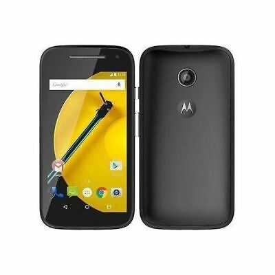New Condition Motorola Moto E XT1524 - 8GB - Black (Unlocked) Smartphone