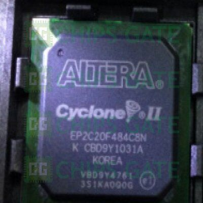 1pcs Ep2c20f484i8n Ic Cyclone Ii Fpga 20k 484-fbga 2c20 Ep2c20