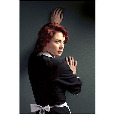 American Horror Story Alexandra Breckenridge as Moira by Wall 8 x 10 Inch Photo ()