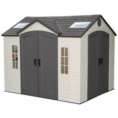 Brand New Brighton 8 X 10 Side Entry Outdoor Garden And Storage Shed By (Entry Shed)