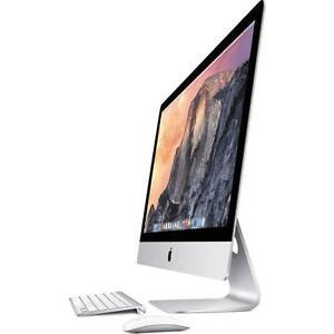 MEGA SOLDE : Apple iMac Core i5 3330S - Mem 8GB - Disque dure  1TB - Écran 21.5''  - GT 640M - OS X El capitan