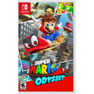Mario Odyssey for Sale or Swap