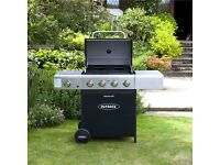 BBQ 4 BURNER GRILL GAS BRAND NEW