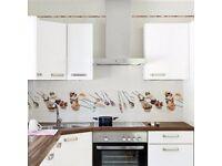 White Matte Finish Tiles (30cm x 60cm)