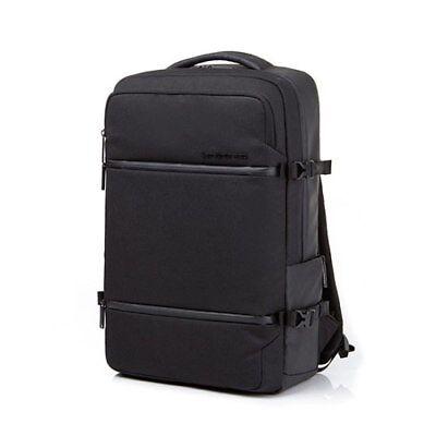 "Samsonite RED 2018 CARITANI Backpack 15.6"" Laptop Tablet Black DQ409001"