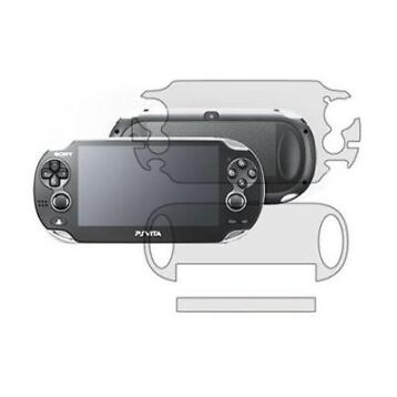 Clear Front & Back Screen Protector Film For SONY PS Vita...
