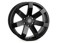 "20"" Hawke Summit Wheels & Tyres for a Nissan Navara, Mercedes X-Class Etc"