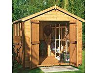Garden Shed, Garage or Work Shop Wanted