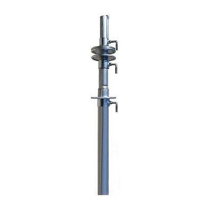 Under 30' ft Telescoping Antenna Mast Push Up Pole for TV WiFi HAM TM-30-UPS