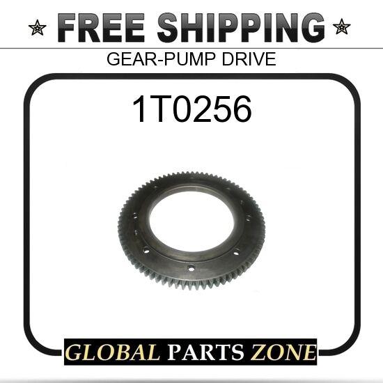 1T0256 - GEAR-PUMP DRIVE  for Caterpillar (CAT)
