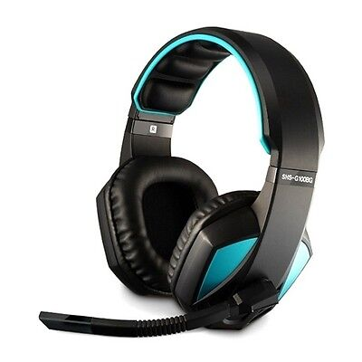 Genuine Samsung Wired Gaming Headset for PC 40mm Unit MIC 3.5mm Jack SHS-G100BG